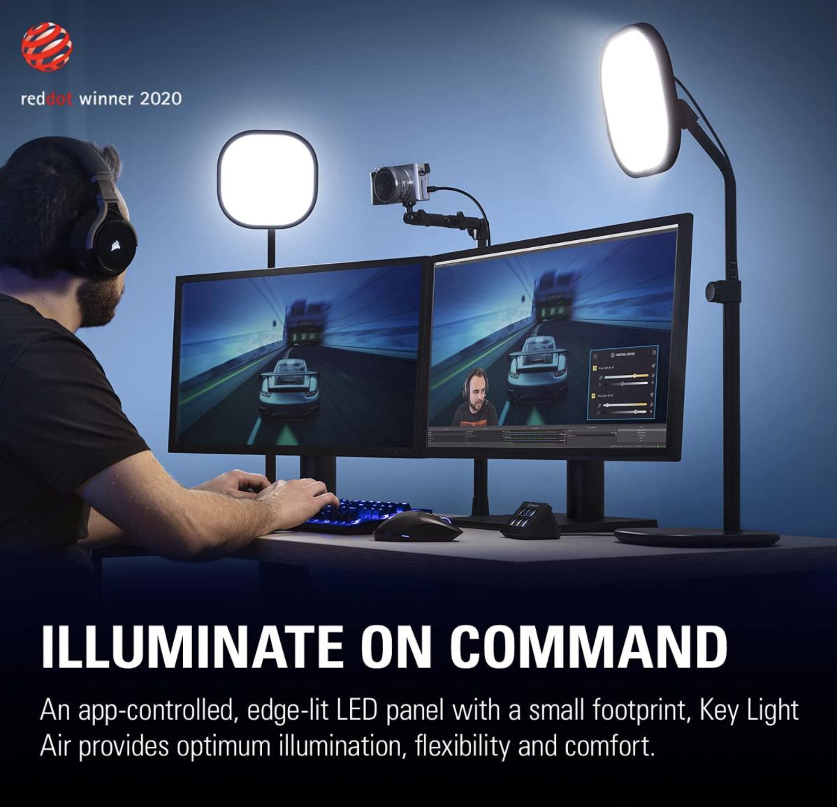 Best lighting for videos