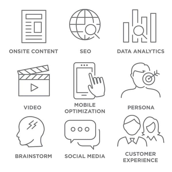 ideal customer persona content marketing