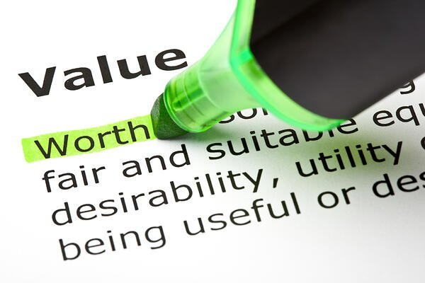 How much do you value your business partner?
