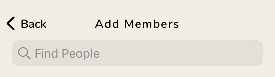 How to add members to your club