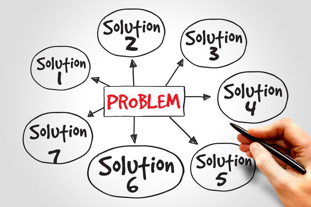 Identify buyers problem and offer a solution
