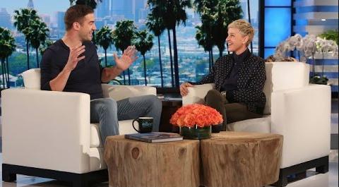 Lewis Howes on The Ellen DeGeneres Show & EllenTube