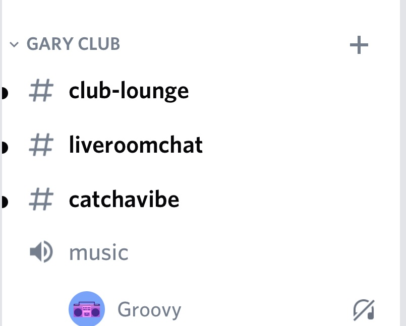How to add music to discord