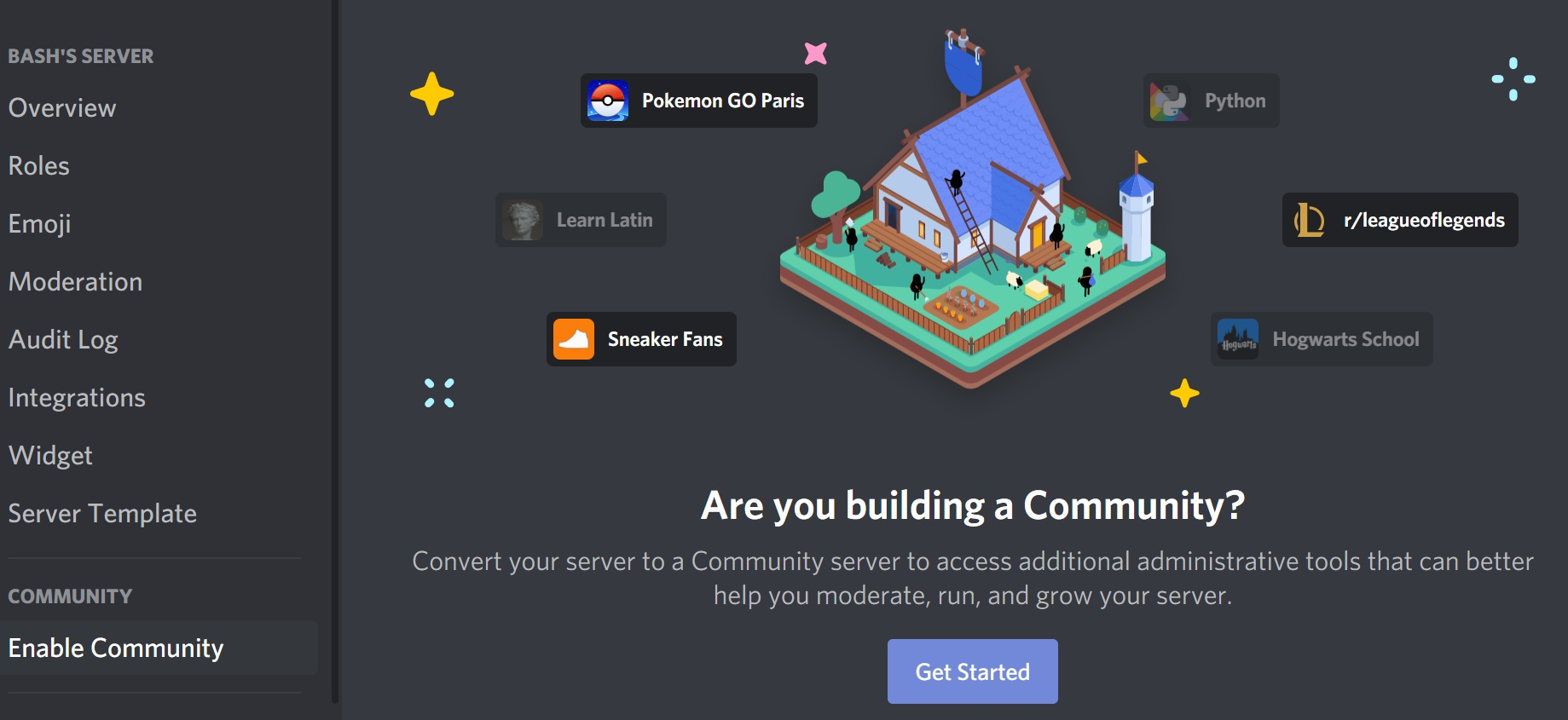 How to build a community on Discord
