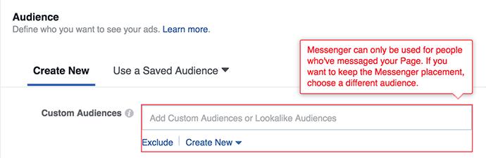 Messenger Ad Engagement