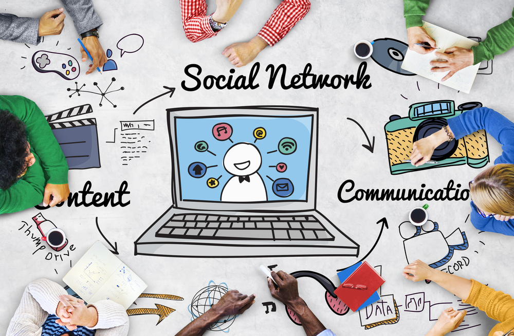 How to pick the right social media network