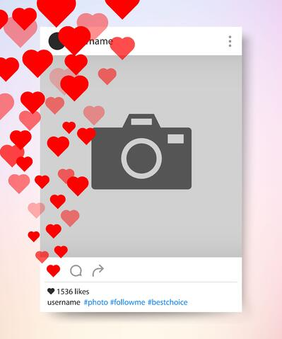 How to get more Instagram likes and comments.