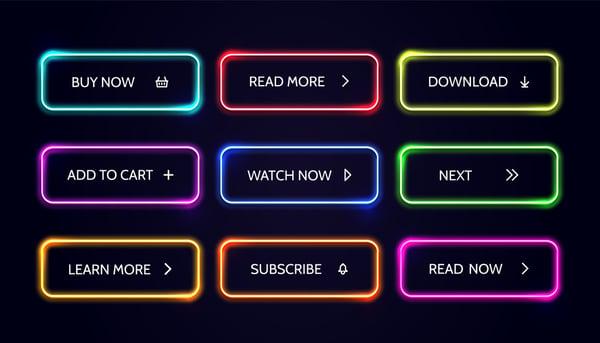 cta button color example