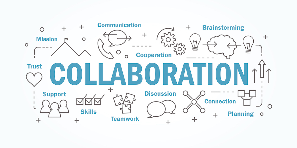 How to collaborate with creators