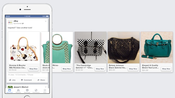 Dynamic Facebook Ad Example