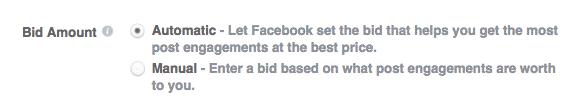 Facebook Ads Bidding Strategy