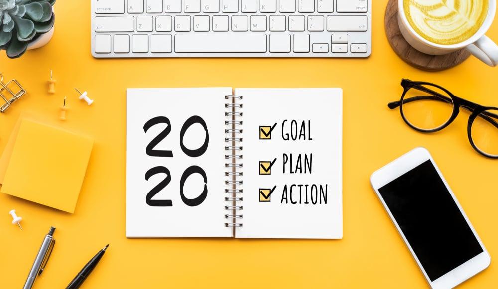 Goal, plan, action 2020