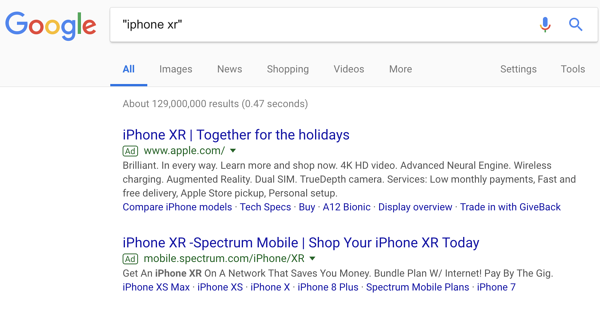 Basic Google Search Operators