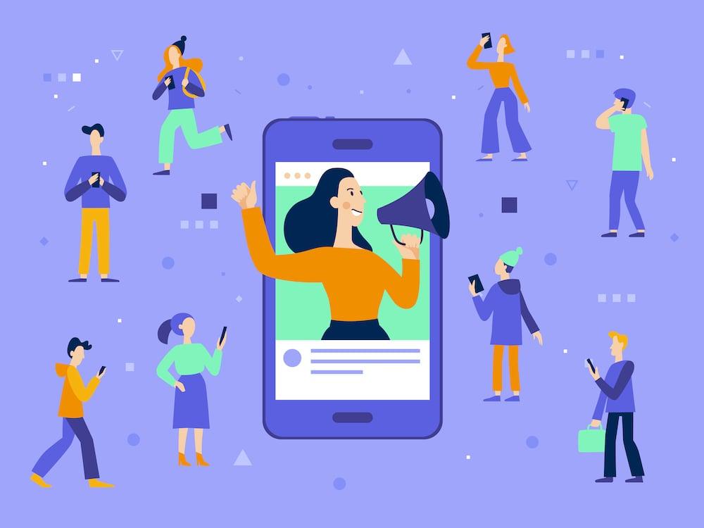 How to be a social media influencer