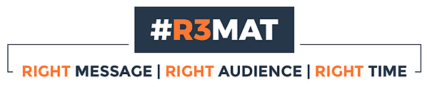 R3MAT - the right message to the right audience at the right time