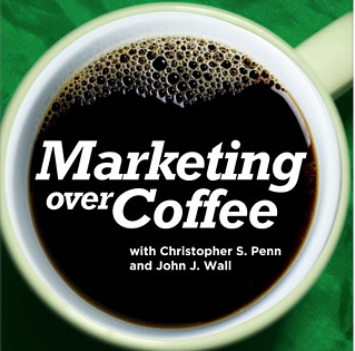 Marketing Over Coffee Podcast: John Wall and Christopher Penn