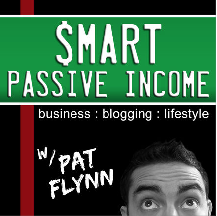 Smart Passive Income Podcast: Pat Flynn