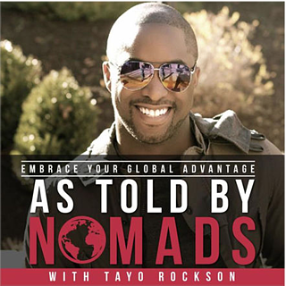 As Told By Nomads Podcast with Tayo Rockson