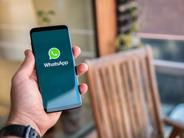 Whatsapp Example - Apps every entrepreneur has on their phone