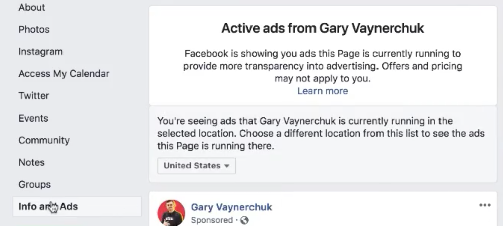Facebook Ads - How To Spy On Your Competitors
