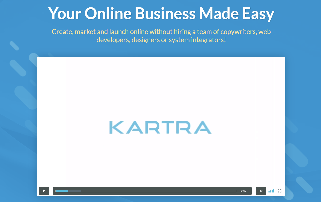 What is Kartra?