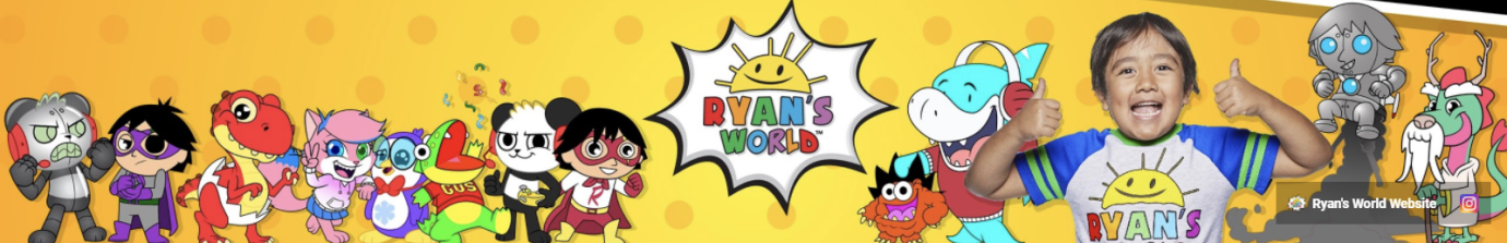 What is Ryan's world?